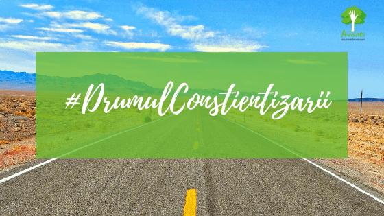#DrumulConstientizarii